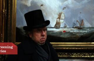 'Mr. Turner': Grunting