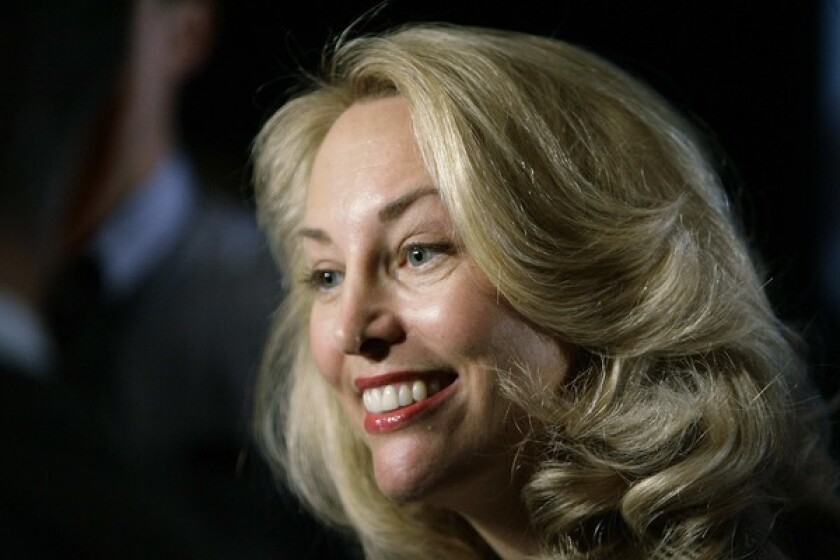 Valerie Plame, a former undercover CIA operative, is running for a House seat in New Mexico.