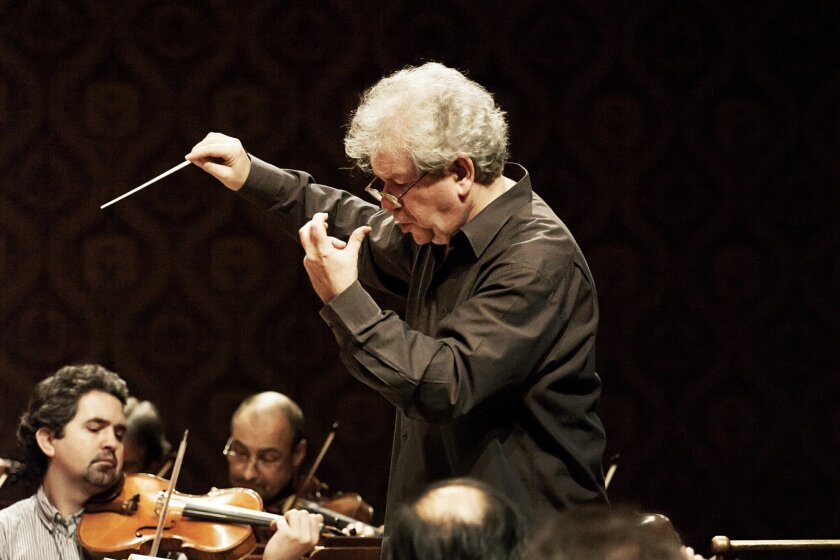 Conductor Jiri Belohlavek