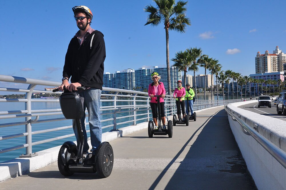 San Diego cracking down on Segways to curb injury payouts