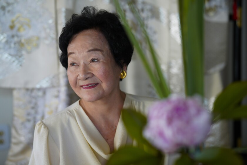 Akiko Bourland recently retired, at the age of 92, from Mesa Continuing Education
