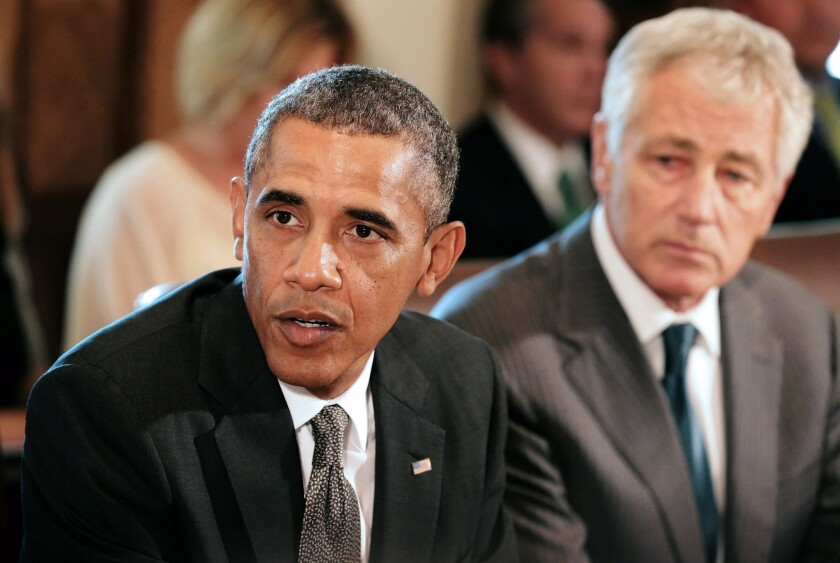 On foreign policy, a consistently inconsistent president