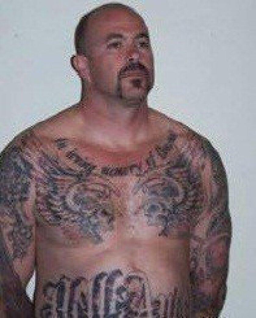 Hells Angels leader in San Diego sentenced to 25 years in