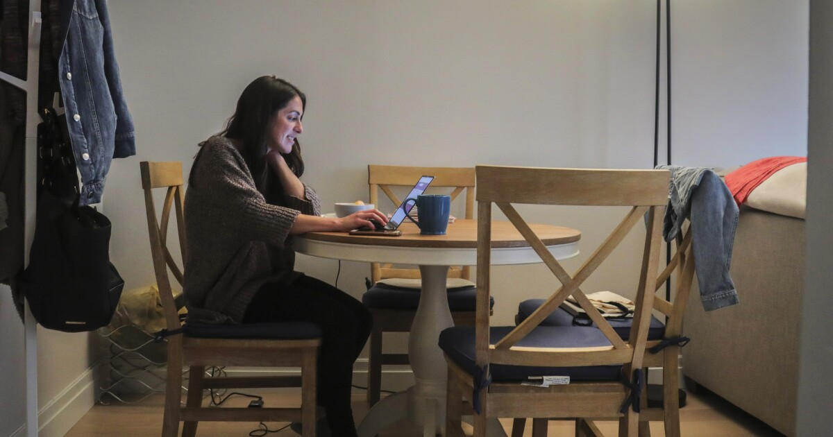 Is working from home a skill that will benefit the U.S. economy?