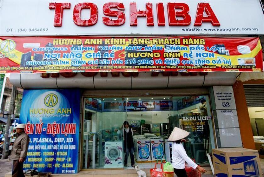 Westinghouse Electric, la subsidiaria nuclear estadounidense de la multinacional japonesa Toshiba, confirmó en un comunicado que esperan poder cerrar el acuerdo en el tercer trimestre de este año, a la espera de su aprobación por el tribunal de bancarrotas. EFE/Archivo