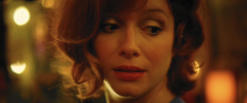 "Christina Hendricks in ""Lost River,"" written and directed by Ryan Gosling."