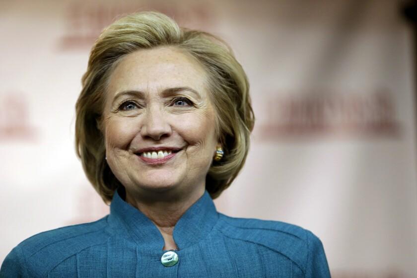 Hillary Rodham Clinton will headline a San Francisco fundraiser for Democratic congressional candidates.