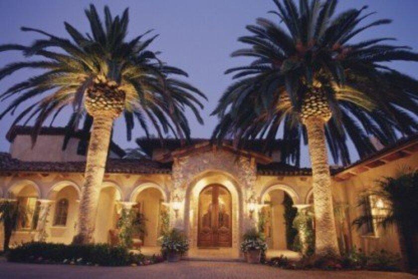 Estate landscaping services in Rancho Santa Fe