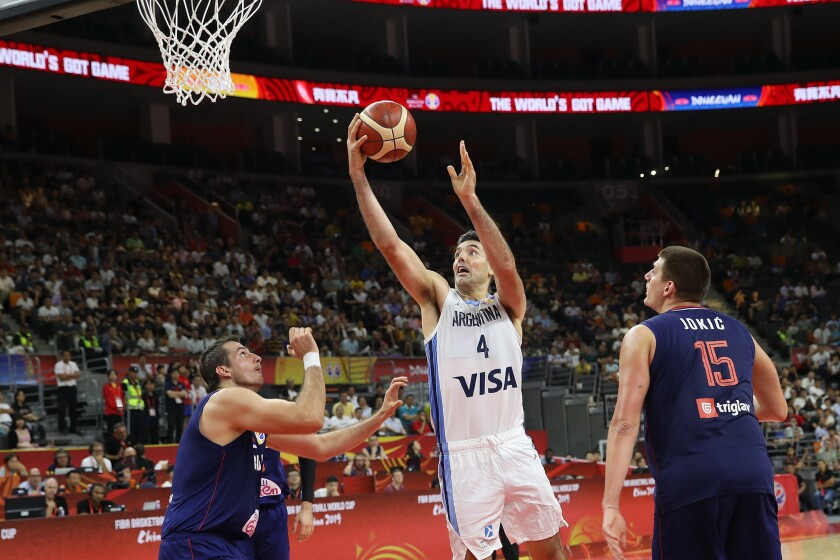Argentina v Serbia: Quarter Final - FIBA World Cup 2019