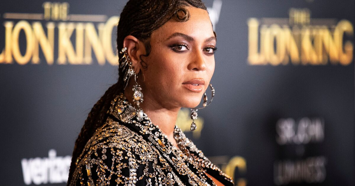 Review: Beyonce's musical genius propels ambitious 'The Lion King: The Gift' soundtrack
