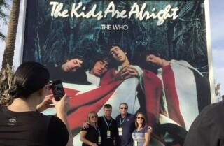 Rock 'n' roll memories from Desert Trip