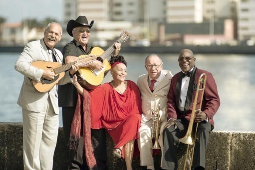 Tropical Cuban sound coming to Costa Mesa