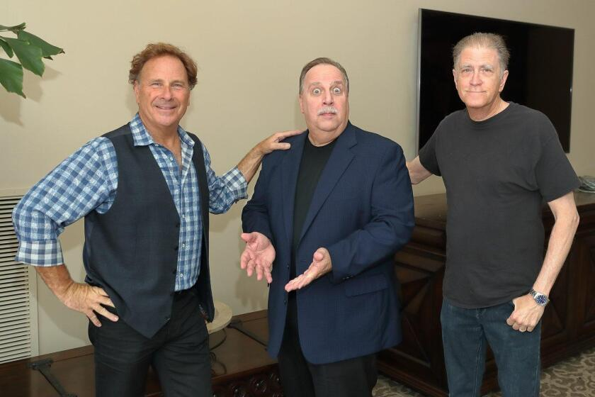 """Stand-up Comedy Night featured three comedians: Russ T. Nailz, Tony Calabrese, and Allan Havey (most recently seen on Season 3 of Showtime's """"Billions"""")"""