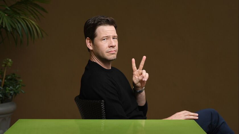 "Ike Barinholtz directs and stars in the new movie ""The Oath."""