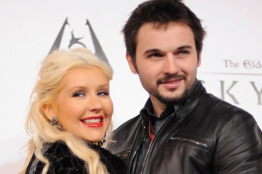 Christina Aguilera, Mattew Rutler