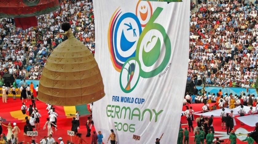 La Copa del Mundo 2006 cimbra al futbol...