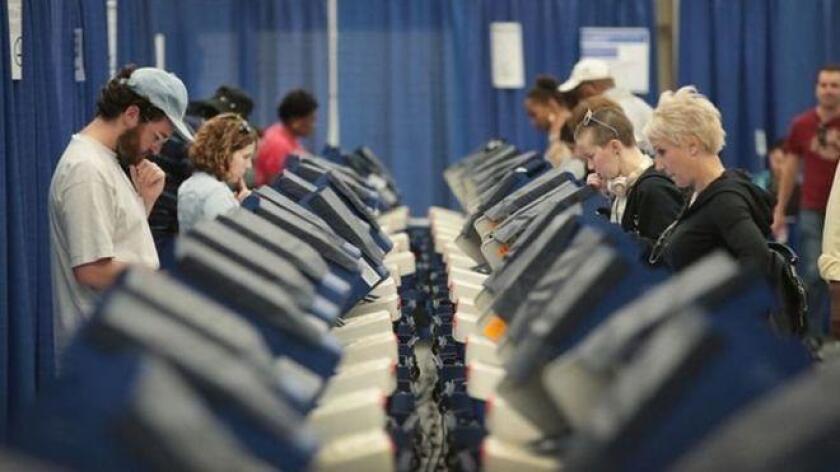 En el 2012, para la reelección de Barack Obama estaban registrados 17.2 millones de californianos en el padrón electoral. En el 2016, serán 19.4 millones los que podrán ejercer ese derecho.