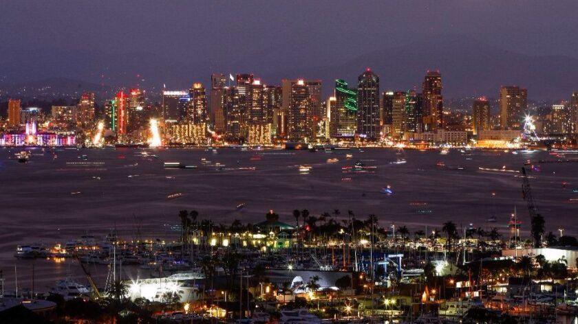 Commentary Time To Retool San Diego S Skyline The San Diego Union Tribune