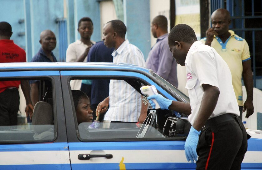 Ebola spreads in Nigeria; toll from West African outbreak tops 1,900