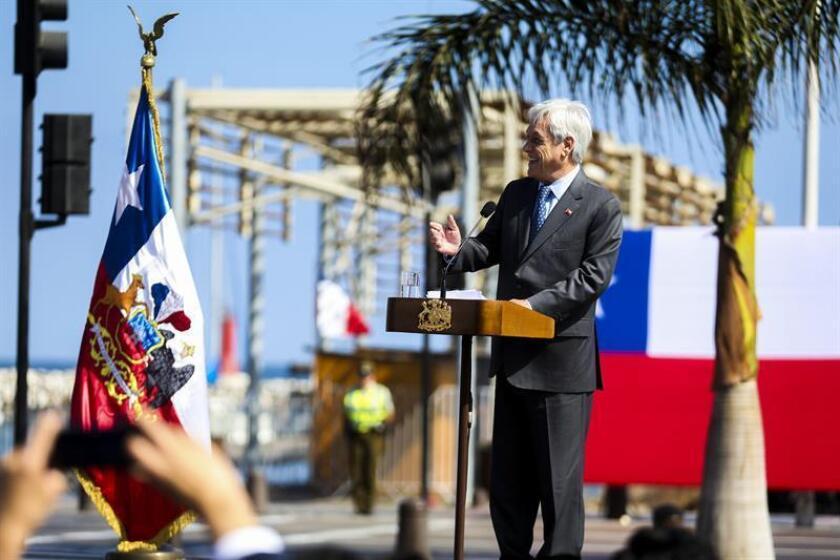 El presidente de Chile, Sebastián Piñera. EFE/Archivo