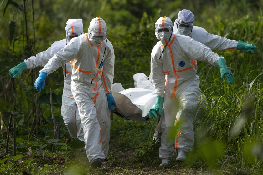 Tanzania Ebola