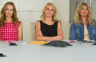 'The Other Woman' Movie review by Betsy Sharkey