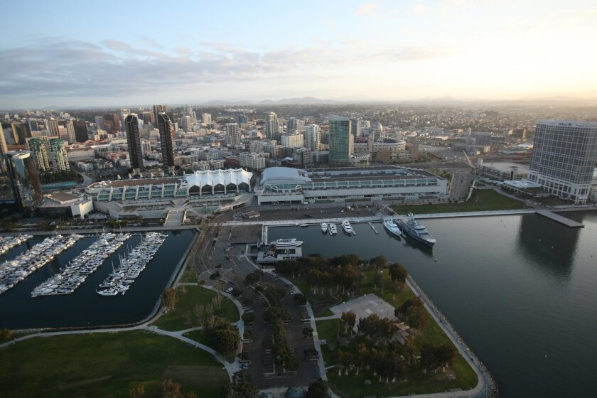 Convention Center Corp. board says it won't break contract with Tourism Authority to bring conventions to San Diego