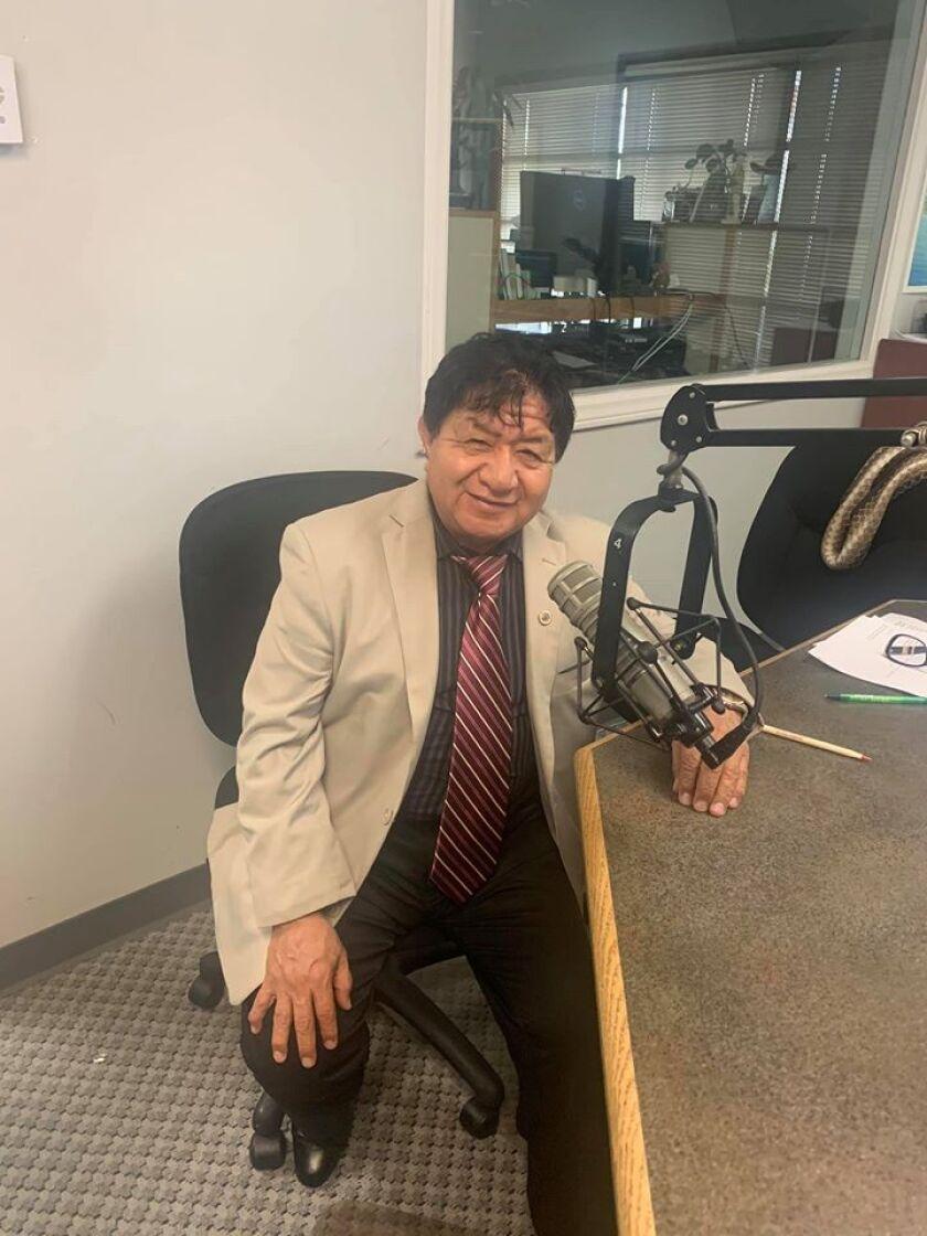 El periodista guatemalteco Abraham Guaján estaba involucrado con la comunidad.