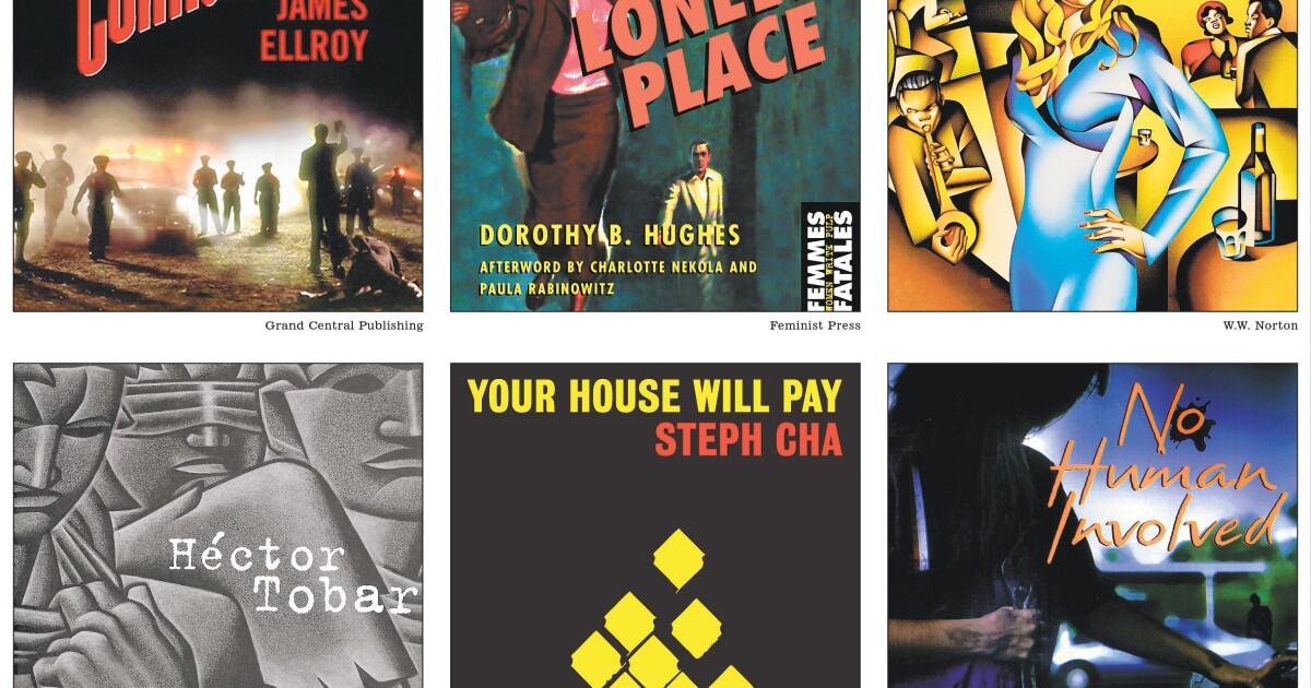 The 20 essential L.A. crime books