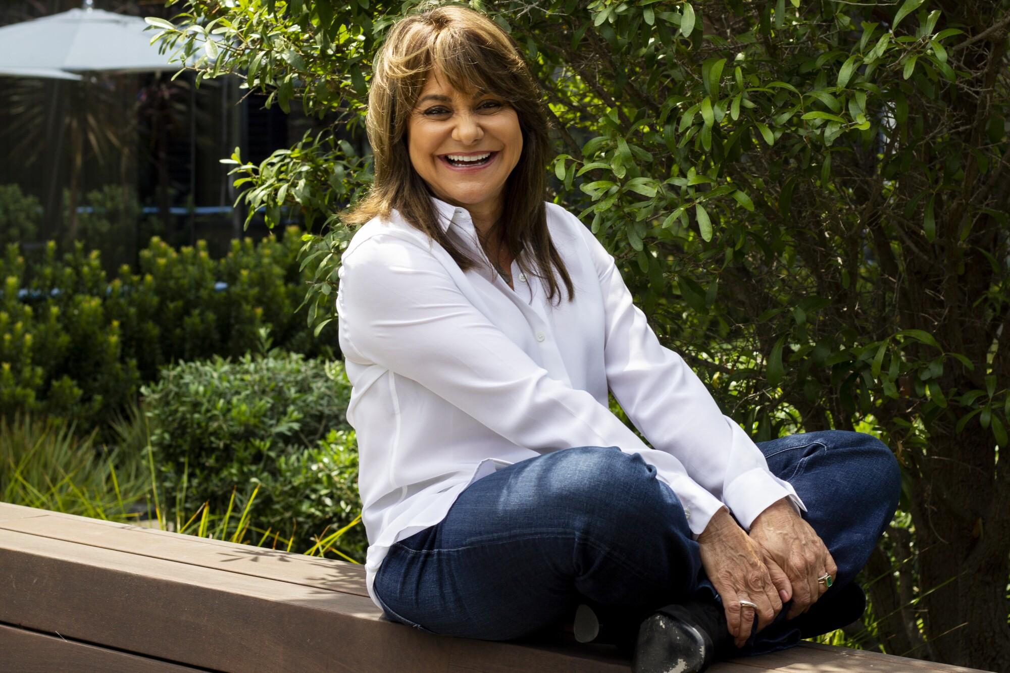 San Diego biotech entrepreneur Tina Nova.