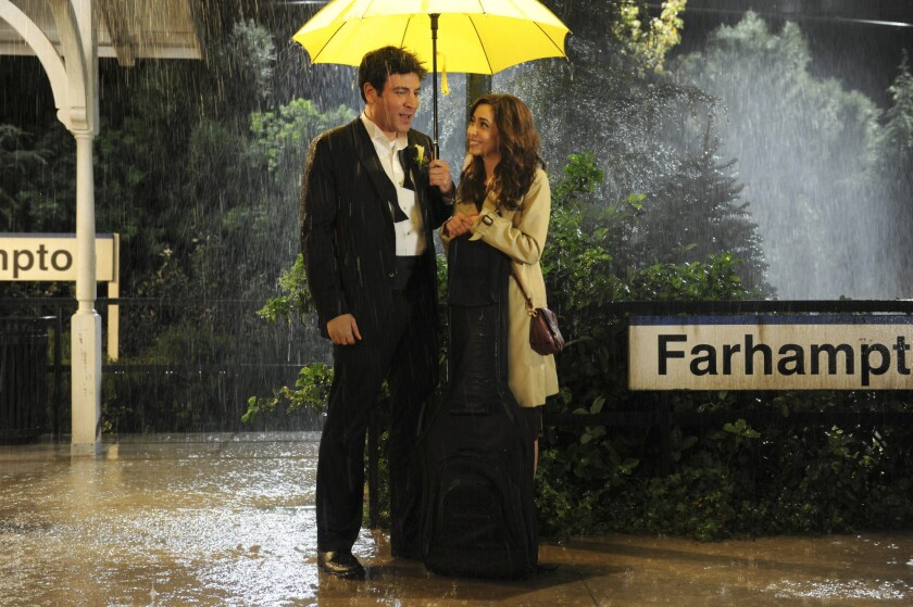 TV ratings: 'How I Met Your Mother' ends with series high
