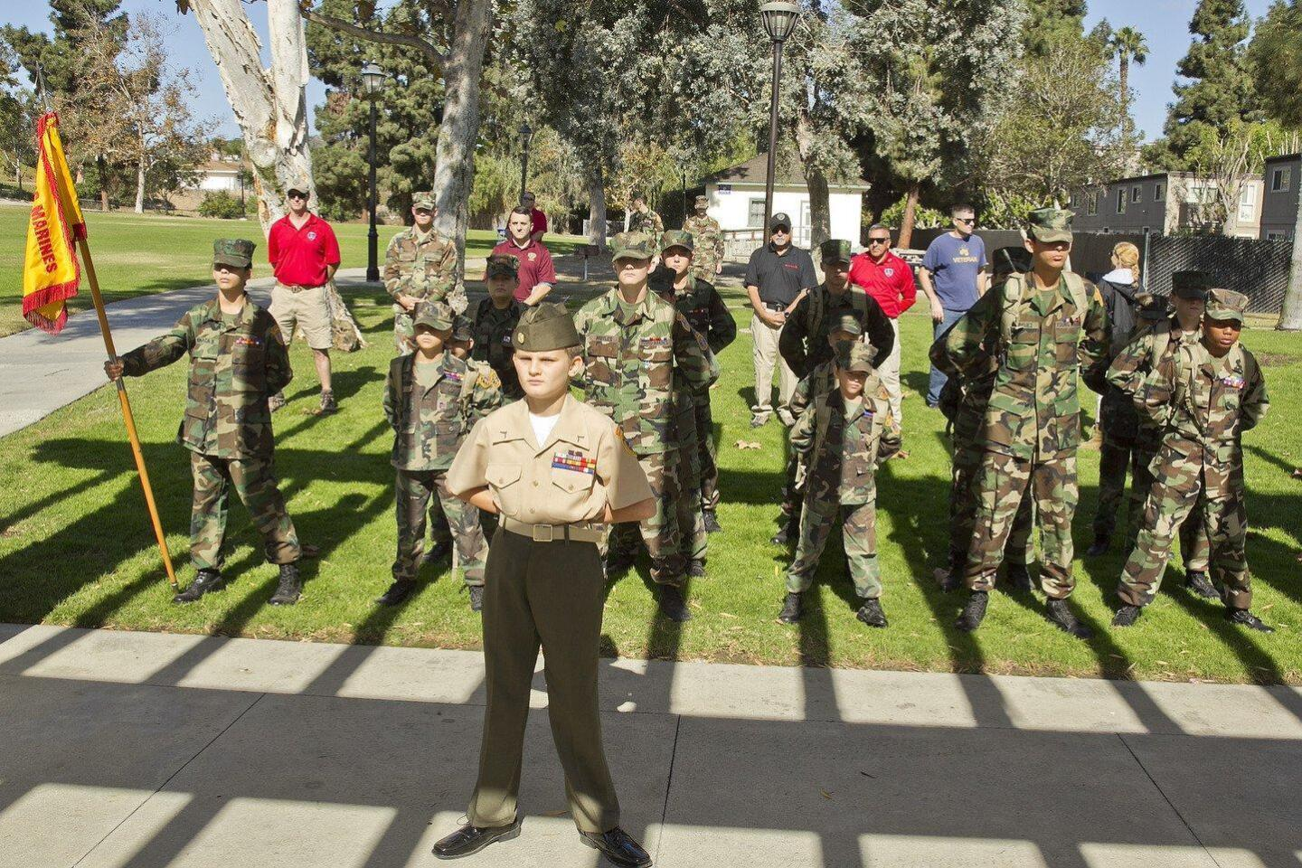 Solana Beach hosts Veterans Day ceremony
