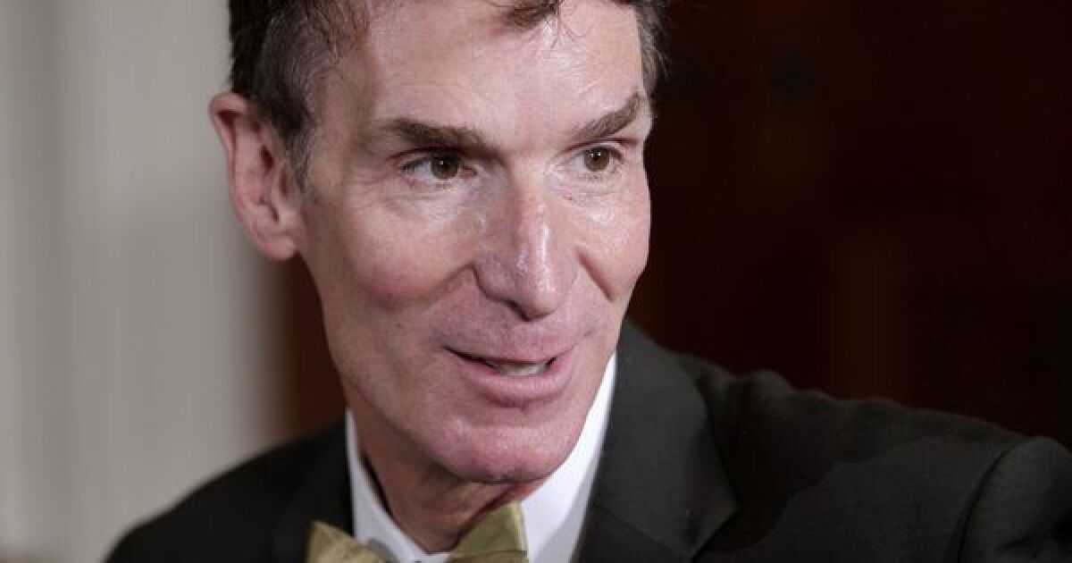 Bill Nye's $28-million profit fight with Disney can go to trial, judge rules