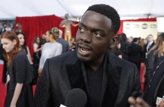 Daniel Kaluuya on how the realm of possibilities will widen with a black superhero