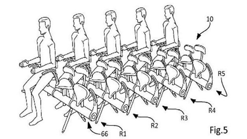 Airbus patent