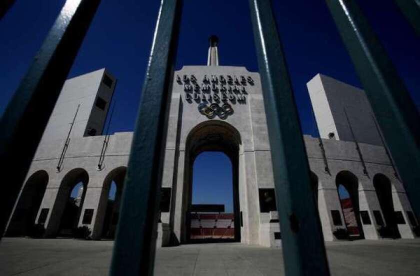 Antonio Villaraigosa says Los Angeles wants to host 2024 Olympics