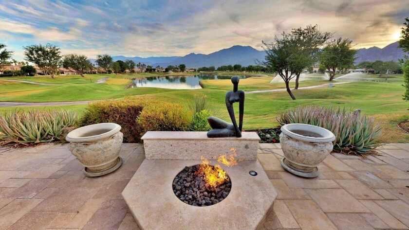 Hal Linden collared a buyer for his golf-course home in La Quinta.