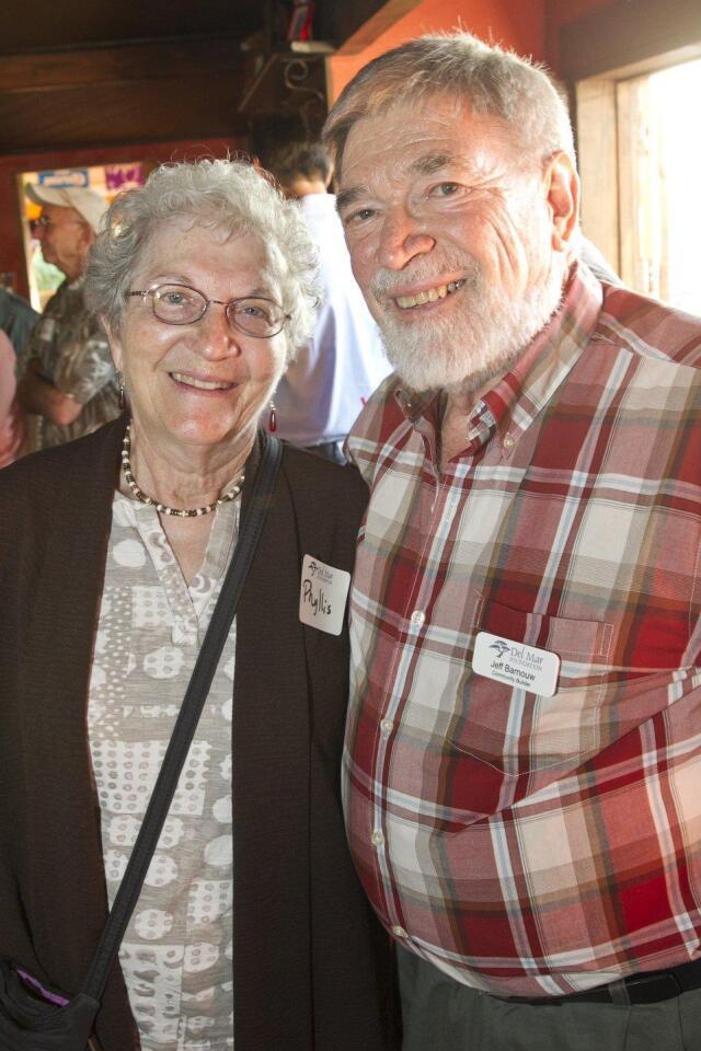 Phyllis Mirsky, Jeff Barnouw