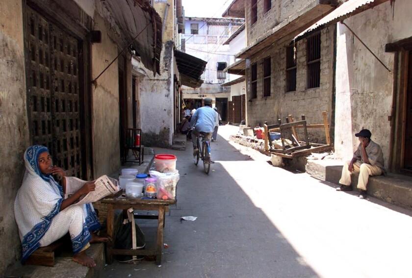 Zanzibar acid attack