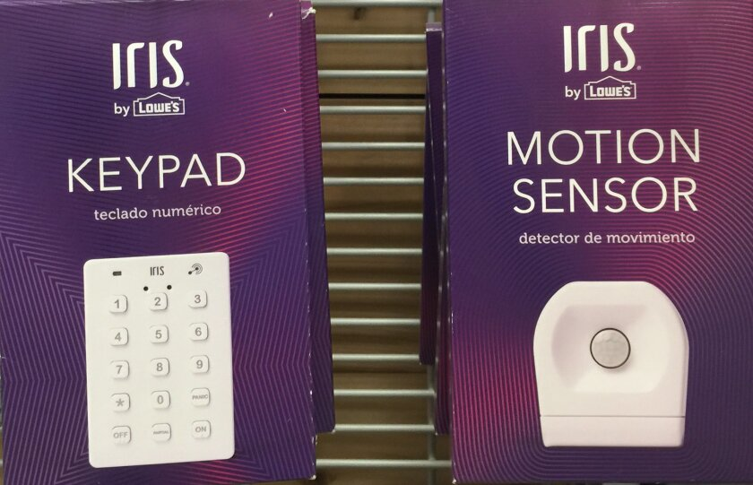 Iris controllable devices