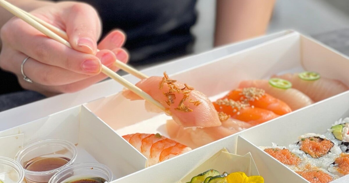 New L A Restaurant Offerings Yakumi Goop Kitchen Los Angeles Times