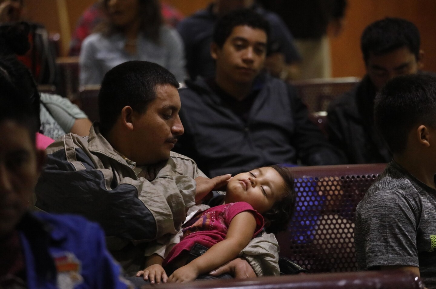 Surge in migrant releases in Texas