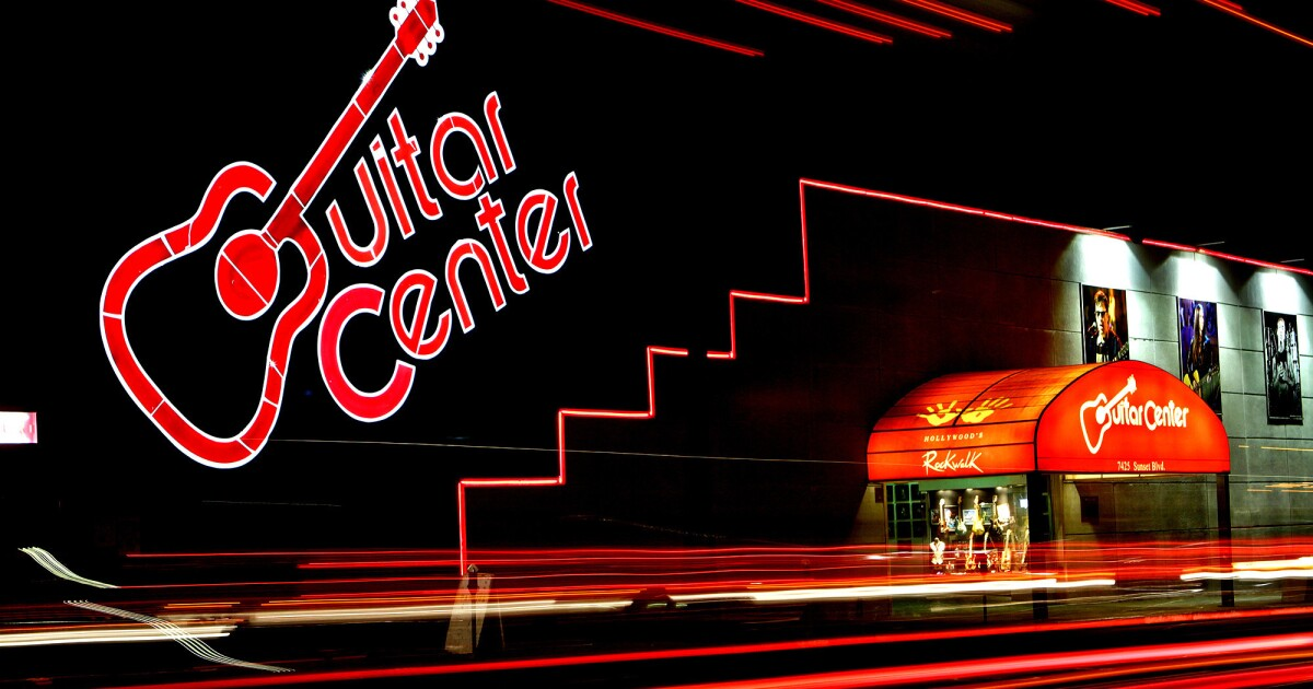 Guitar Center looked ready for its swan song, but now the retailer is gearing up for an encore