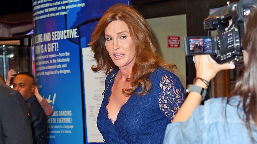 Caitlyn Jenner will receive the Arthur Ashe Award for Courage at the ESPY Awards on Wednesday.