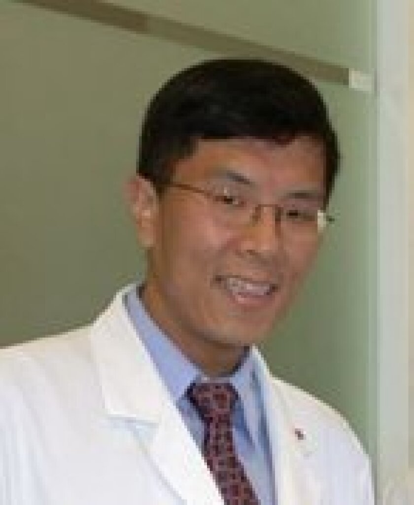 Dr. Chi. Photo: UCSD