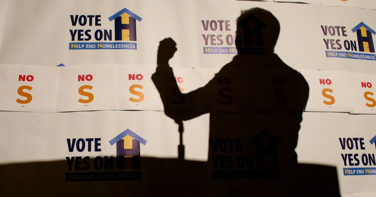 Measure H rebounds from early deficit, reaches two-thirds majority