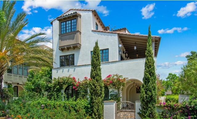 Jeanie Buss's Playa Vista home