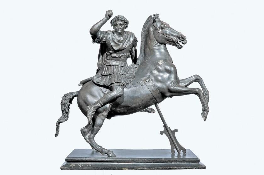 Getty Hellenistic Bronze