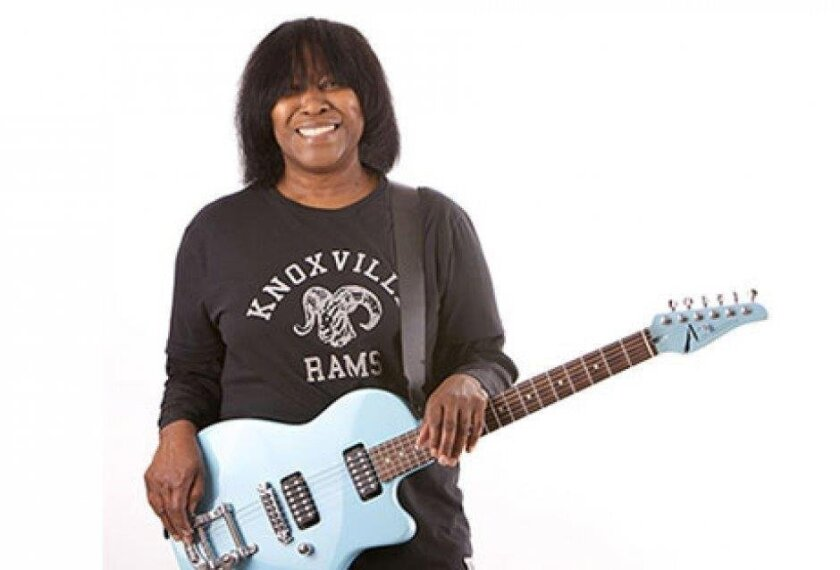 Singer-songwriter Joan Armatrading says she's not retiring from making music, although she is on her last world tour.