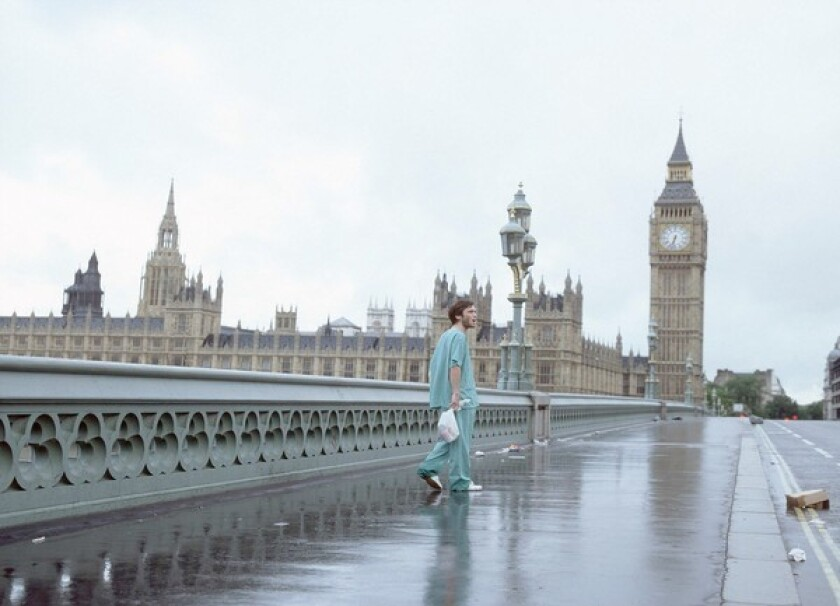 """Danny Boyle's """"28 Days Later."""""""
